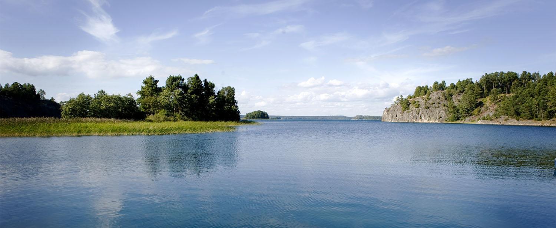 Ludvigsbergs Herrgård på Muskö